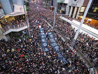 香港, 反送中, 大陆留学生