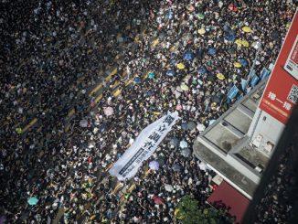 香港, 反送中, 运动, 领袖, 模式