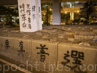 反送中 台湾移民