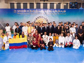 武术大赛, 新唐人, 传统武术