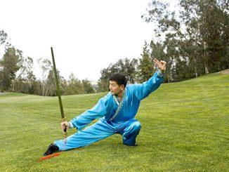 传统文化、武术,李有甫