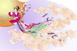 中秋节 典故 四大传说
