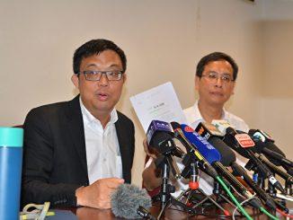 反送中, 美国之行, 民主派议员, 香港民主人权法案, 中美贸易战