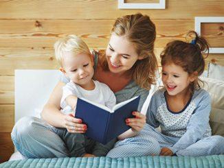 孩子, 阅读, 儿童读物