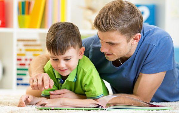 亲子互动, 爸爸陪伴, 和孩子聊天