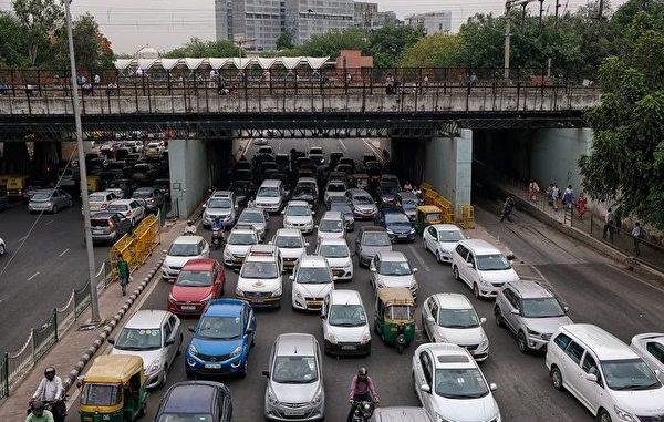 INDIA-POLLUTION-ENVIRONMENT-DELHI