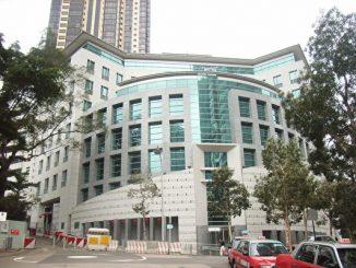 反送中, 香港抗议, 英国驻香港总领事馆
