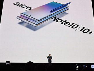 三星, Galaxy Note 10, 苹果, 5G手机