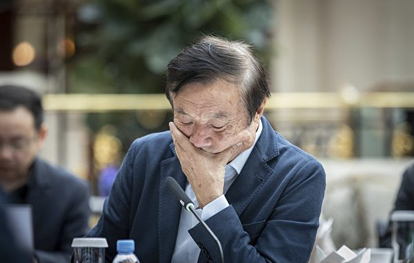Ren Zhengfei, founder and chief executive officer of Huawei Technologies Co., attends an interview at the company's headquarters in Shenzhen, China, on Tuesday, Jan. 15, 2019. Ren, the billionaire telecom mogul, broke years of public silence to dismiss U.S. accusations the telecoms giant helps Beijing spy on Western governments and to praise Donald Trump for his tax cuts. Photographer: Qilai Shen/Bloomberg via Getty Images
