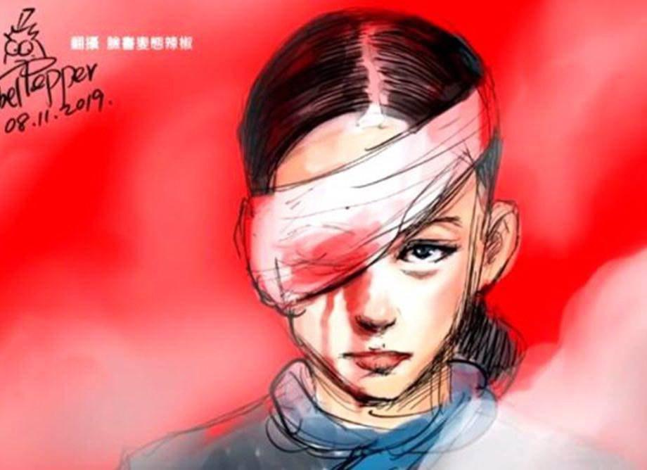 警方滥用暴力,香港局势升级