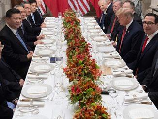 中美贸易战, 美中贸易谈判, 贸易谈判, 刘鹤, 川习会