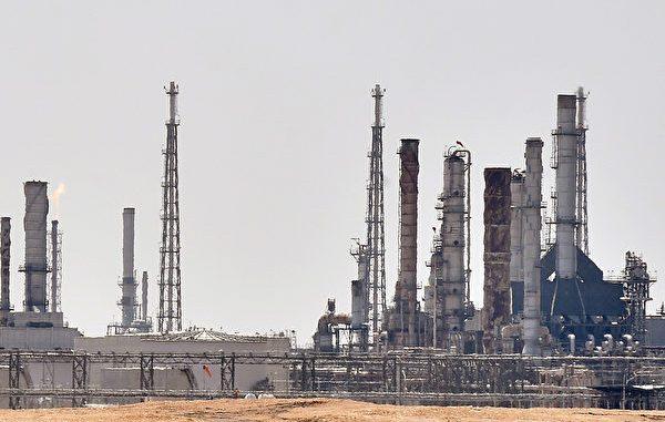 沙特石油, 沙特石油设施, 无人机袭击