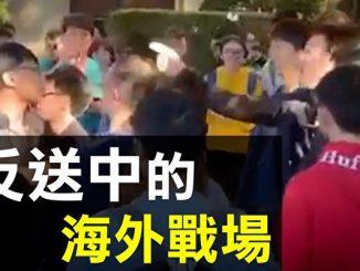世界的十字路口, 林郑月娥, 中共假新闻, 香港