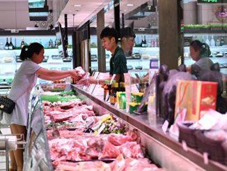 猪肉价格, 非洲猪瘟, 中国进口商品关税, 限购