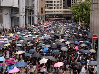 831游行, 双普选, 香港, 反送中, 习近平