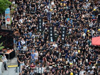 反送中, 香港抗议, 六四, 89六四事件, 记者