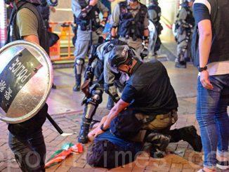 香港反送中, 港警暴行, 警民对立, 香港政府
