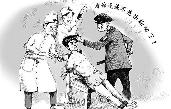 古拉格, 药物迫害, 监控
