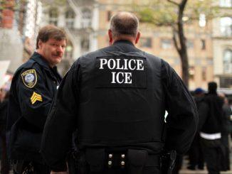 美国移民与海关执法局, ICE, 计划生育, 侵犯人权, 中共官员