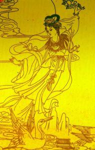 千秋镜, 嫦娥, 月亮传说, 月宫镜, 玉兔
