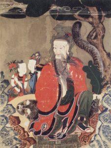 神仙 山神庙