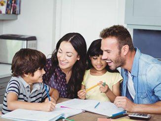 孩子, 学校, 表现, 学习能力