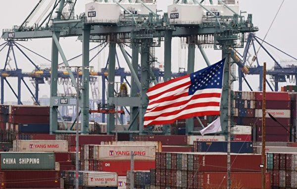 贸易战, 美国商会, 美中贸易战, 市场准入