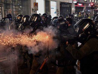 速龙小队, 香港反送中, 太子站, 警察暴力