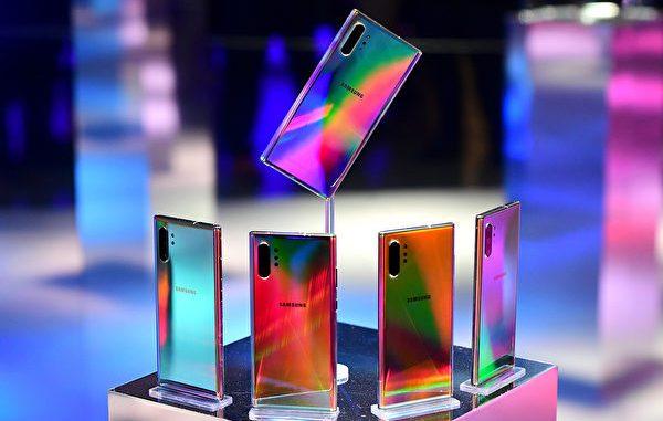 三星, samsung, Galaxy Note 10, KlaytnPhone, 区块链