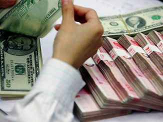 人民币贬值, 人民币离岸价, 人民币, 贸易战