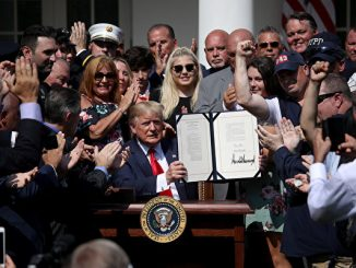 911, 爱国者日, 公告, 特朗普
