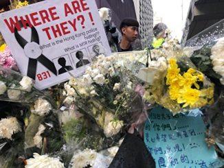 8.31太子站, 香港, 反送中, 港警袭击