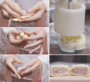 冰皮月饼做法 中秋