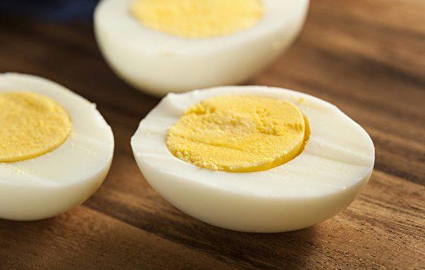 鸡蛋 水煮蛋