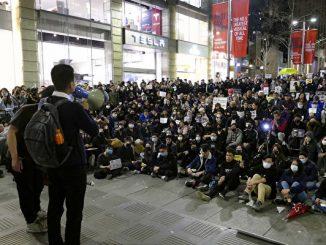 中国留学生, 香港反送中, 爱国不等于爱党, 中共, 澳大利亚