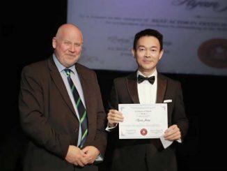 威尔士国际电影节, 《归途》, 姜光宇, 最佳男主角, 王浩晨