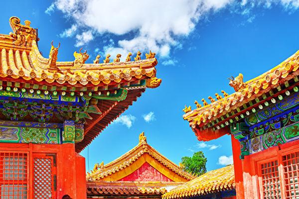 鸱尾, 中国传统建筑, 五脊六兽