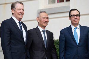 中美谈判, 贸易谈判, 中美贸易战