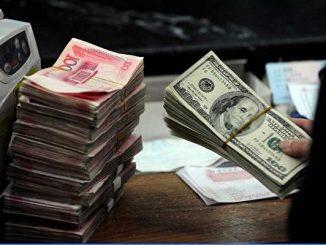 资金外流, 人民币贬值, 香港