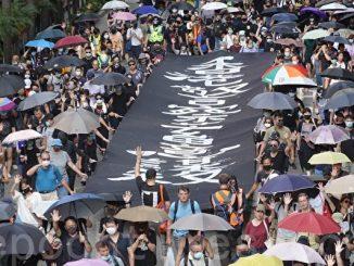 香港12所大学学生会, 禁蒙面法, 中共, 港府, 摧毁香港法治