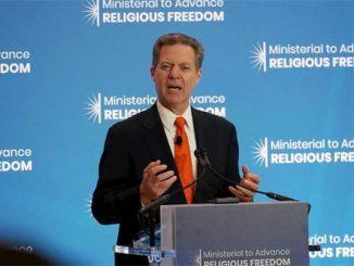 宗教自由, 法轮大法信息中心, 谷歌, 布朗巴克
