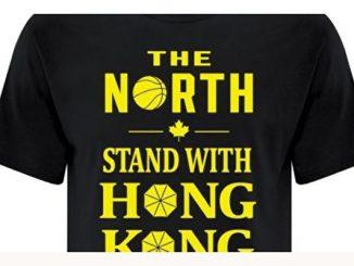 NBA球迷, NBA, 火箭队, 支持香港