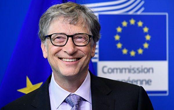 微软, 比尔盖茨, 世界首富, 育儿