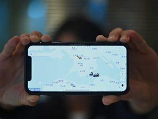 苹果, 下架, 香港, HKmap Live