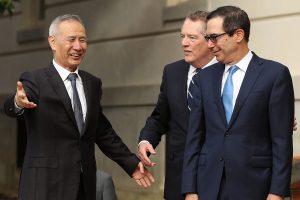 新闻看点, 中美谈判, 川普, 刘鹤