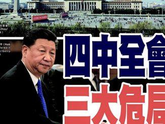 四中全会, 香港局势, 林郑月娥, 港澳办, 中联办, 反共