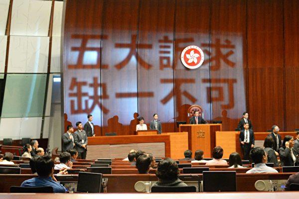 香港人权与民主法案, 反送中, 诺贝尔和平奖, 林郑月娥, 制裁
