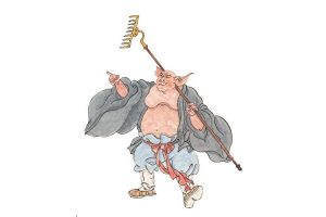 西游记, 猪八戒, 玄怪录, 郭元振