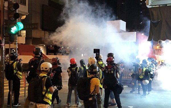 新闻看点, 香港血腥, 全过程民主, 习近平