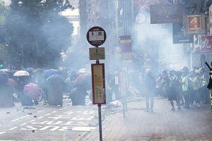 催泪弹, 皮肤病, 警方, 警犬, 香港, 鸟雀